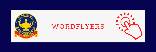 WordFlyers Button